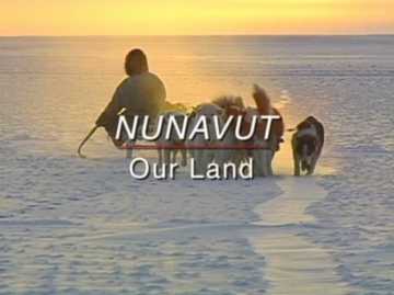Images leading into each episode of Nunavut: Our Land