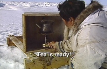 It's time for tea in episode six of Nunavut: Our Land