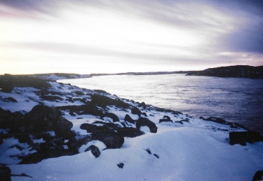 Puvirnituq River. (PHOTO BY JANE GEORGE)
