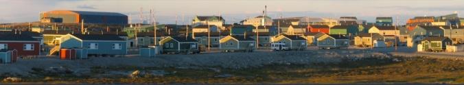 View of Inukjuak. (PHOTO/ NRBHSS)