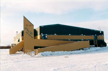 The Ikkaqivik Bar, Kuujjuaq. (PHOTO/ LAVAL FORTIN)