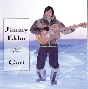 Jimmy Ekho's Guti CD